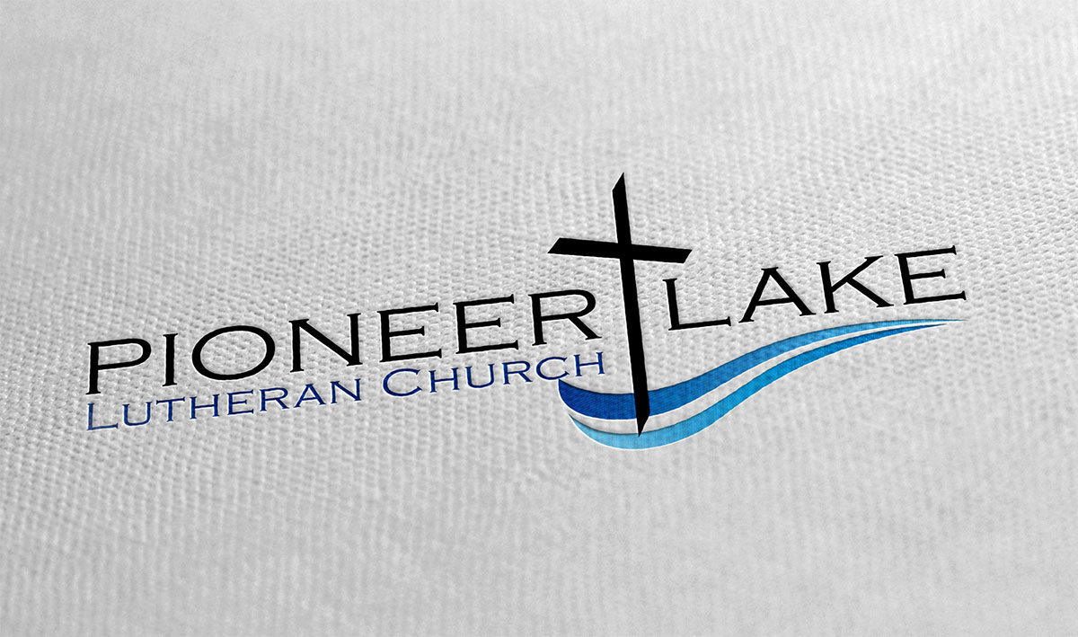 Logo Design | Pioneer Lake Church | Conover, WI
